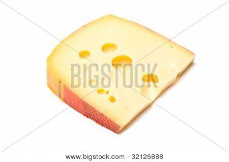 Norwegian Jarlsberg Cheese.