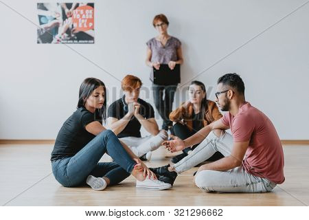 Work In A Group