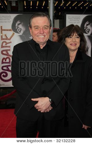 "LOS ANGELES - APR 12:  Jerry Mathers arrives at the TCM 40th Anniv of ""Cabaret"" at Graumans Chinese Theater on April 12, 2012 in Los Angeles, CA"