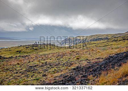 Amazing Landscape Of Iceland
