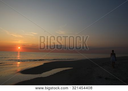 Sylt - The Beautiful Island Is Located In The North Of Germany