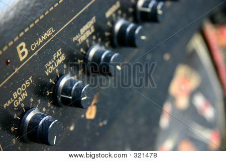 Amplifier Knobs