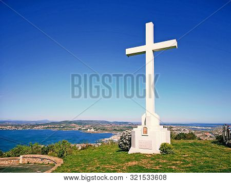 Cross Of Sete, South Of  France Languedoc-roussillon Mediterranean Harbor