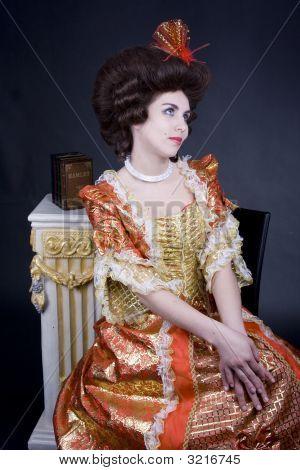 18Th Century Portret