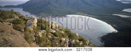 Wineglass Bay Freycinet Tasmania