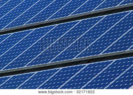 Solar Panels Lines
