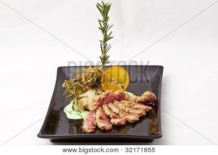 Fish Salad