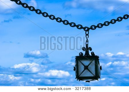 Ancient Lantern On Chain