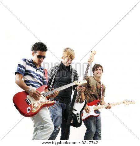 Teen Rock Band
