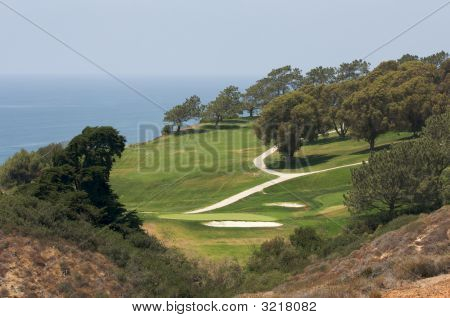 View From Torrey Pines Golf Course