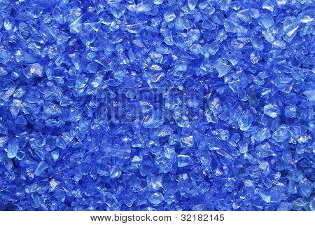 glass granules texture