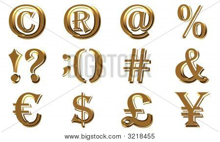 3Dsymbols
