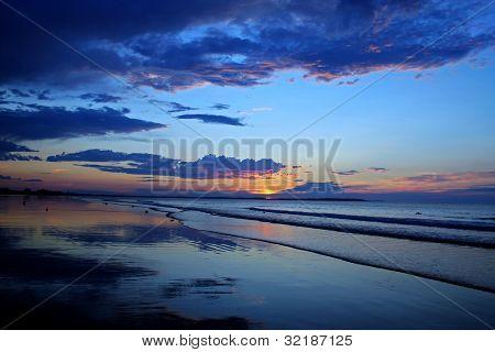 OOB sunrise HDR