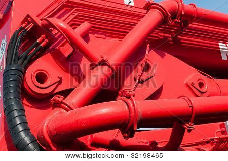 Hydraulic Connections