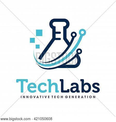 Lab Logo Vector, Lab Icon, Lab Symbol