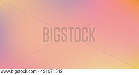 Sky Pastel With Pink,orange,yellow And Purple Colour, Backdrop Of Fantasy Natural Colour Of Sunset S