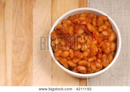 Homemade Pork And Beans
