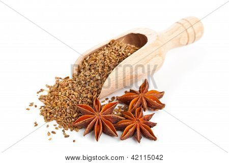 Aniseed And Star Anise