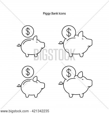 Folded Paper Icons Isolated On White Background. Folded Paper Icon Trendy And Modern Folded Paper Sy
