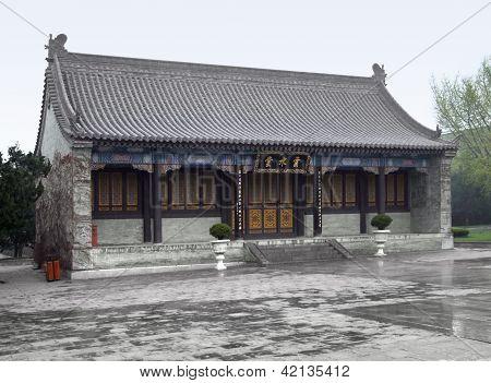 Building Around Xian