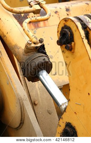 Old Truck Hydraulic