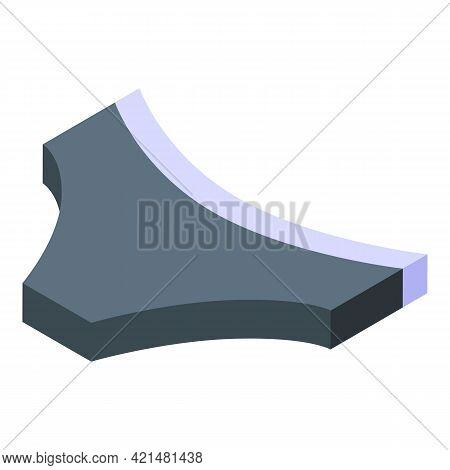 Underwear Donation Icon. Isometric Of Underwear Donation Vector Icon For Web Design Isolated On Whit