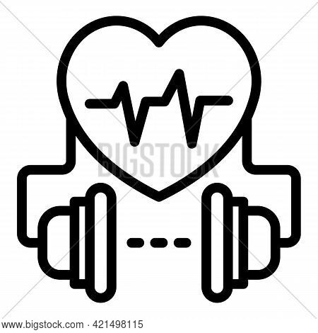 Current Defibrillator Icon. Outline Current Defibrillator Vector Icon For Web Design Isolated On Whi