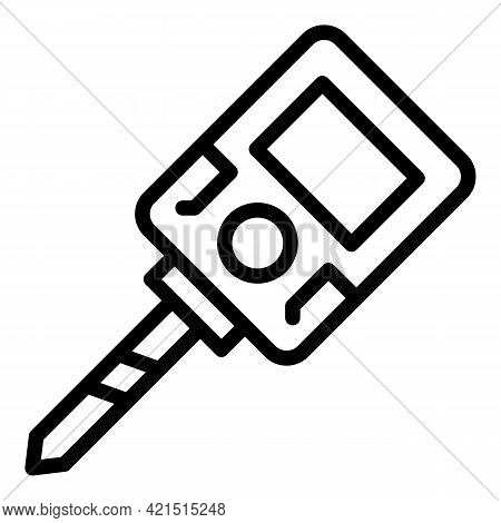 Acidity Ph Meter Icon. Outline Acidity Ph Meter Vector Icon For Web Design Isolated On White Backgro