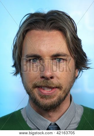 LOS ANGELES - JAN 06:  DAX SHEPARD arriving to TCA Winter Press Tour 2012: NBC Party  on January 06, 2012 in Pasadena, CA