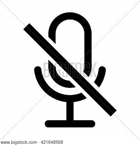 Do Not Record,do Not Use Microphone Icon,speaker Symbol