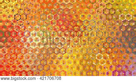 Colorful Background. Best Abstract Art. Design For Curtains, Wall Paper, Sari, T Shirt And Project.