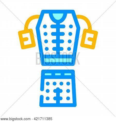 Stimulant For Whole Body Color Icon Vector. Stimulant For Whole Body Sign. Isolated Symbol Illustrat