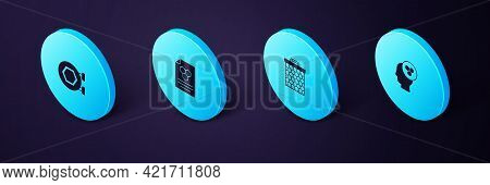 Set Isometric Beekeeper, Honeycomb, And Hanging Sign With Honeycomb Icon. Vector