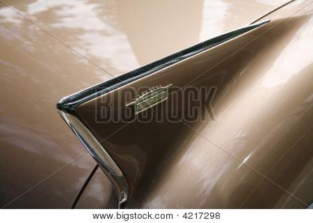 Sleek Fins Cadillac