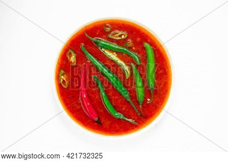 Red Fish Curry Gravy
