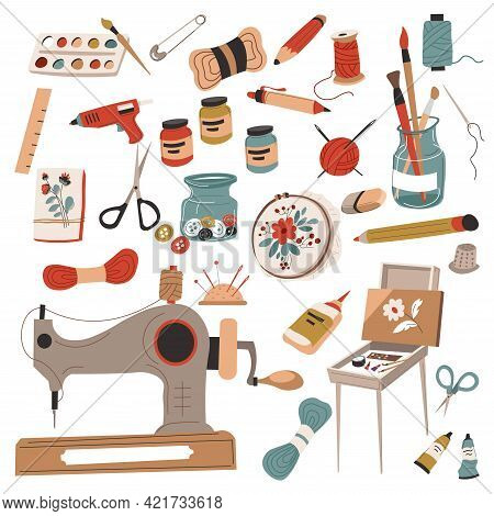 Hobbies And Crafts, Handmade And Do It Yourself