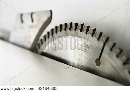 Circular Saw, Tool, Tool-kit, Factory, Selective Focus