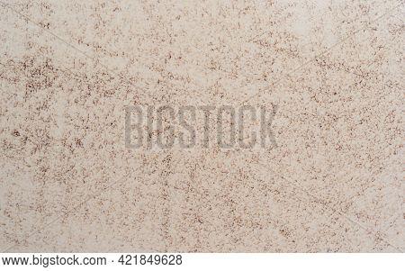 Granite Background. Beige Granite With Natural Pattern. Beautiful Granite With Natural Pattern Close