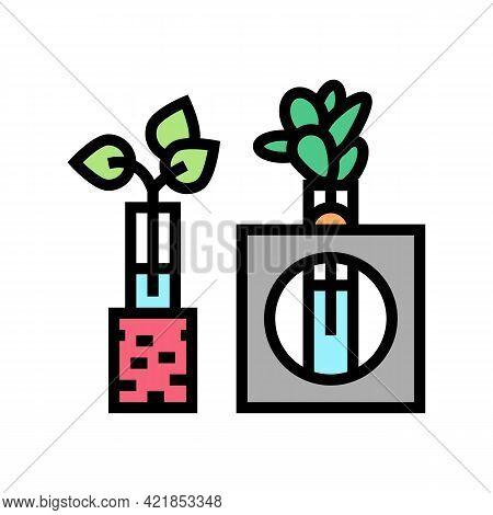Integration Station Color Icon Vector. Integration Station Sign. Isolated Symbol Illustration