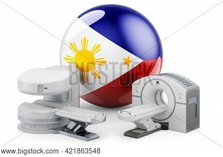 Mri And Ct Diagnostic, Research Centres In Philippines. Mri Machine And Ct Scanner With Filipino Fla