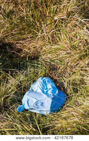 Trash In Nature