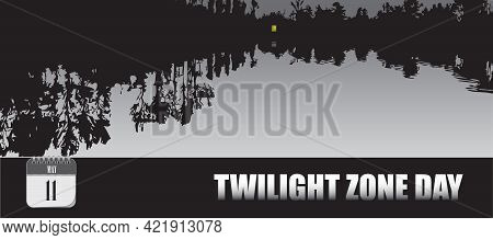 Card For Event May Day Twilight Zone Day