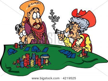 Old Lady Poker