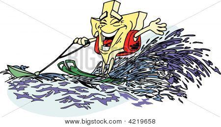 Texas Water Skier