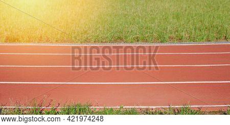 Athlete Sport Lane Tracks