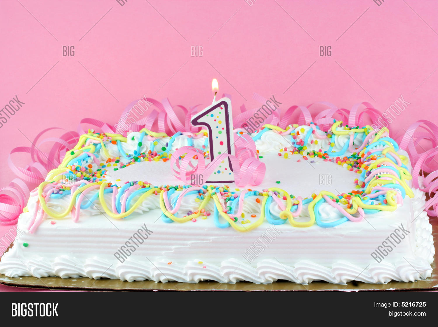 Fabulous Pretty Birthday Cake Image Photo Free Trial Bigstock Birthday Cards Printable Riciscafe Filternl