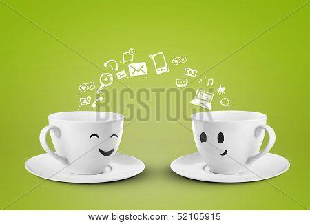 Social Media Symbol