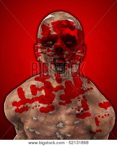 Horrible Zombie