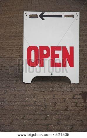 Business Open