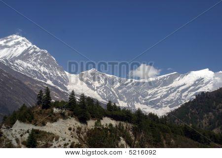 Nepal Himalaya View